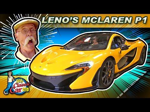 My Classic Car Season 18 Episode 22 - Inside Jay Leno's Garage