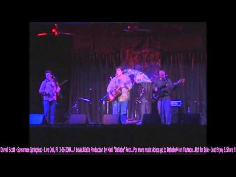 Darrell Scott - Suwannee Springfest - Live Oak, Fl  3-26- 2004