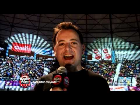 Radio Disney Vivo Ecuador: Presentación