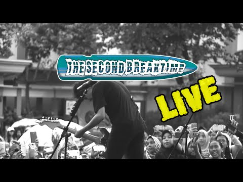 The Second Breaktime Live (GIS, 30 April 2016)