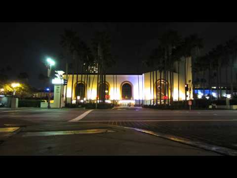 Los Angeles City traffic and building timelapses (5 sample clips) 2/2 V10825
