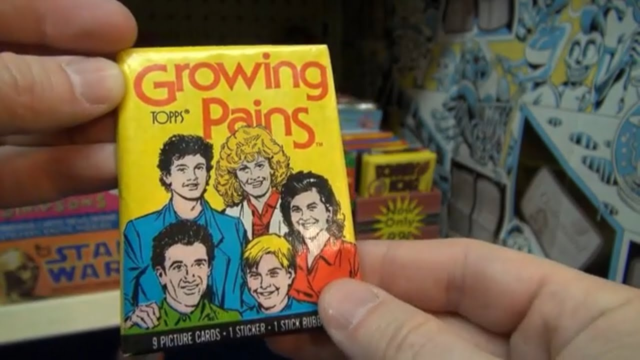 Growing Pains tv Show Set Growing Pains tv Show Trading