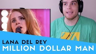 Voice Teacher Reacts to Lana Del Rey - Million Dollar Man
