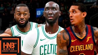Cleveland Cavaliers vs Boston Celtics - Full Game Highlights | October 13, 2019 NBA Preseason