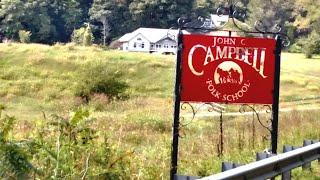 My John C. Campbell Folk School Weekend Wood Turning Class