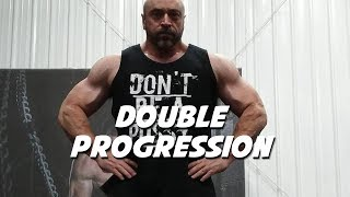BORED? Try DOUBLE Progression for Strength and Muscle Gains