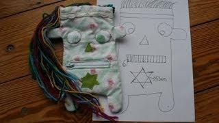 play diy patchwork kissenbezug selber n hen n hen f r anf nger tutorial. Black Bedroom Furniture Sets. Home Design Ideas