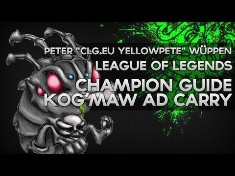 Kog'Maw Guide - Peter