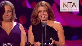 Peter Kay's Car Share Wins NTA Best Comedy 2018