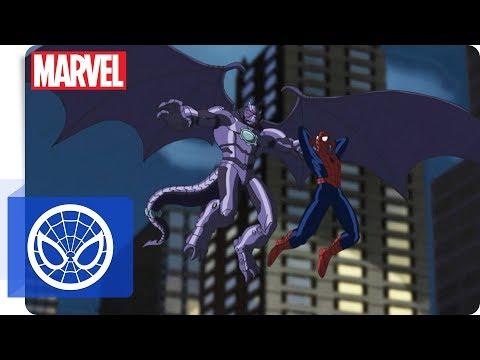 Der ultimative Spider-Man - Zurück in Schwarz   Marvel HQ Deutschland