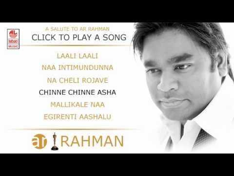 A R Rehman Telugu Hit Songs | Jukebox | Roja Telugu Movie Songs video