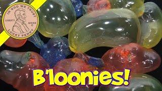 B'Loonies 4-Pack and Big B'Loonies Blow Up Plastic Balloons! Ja-Ru Toys