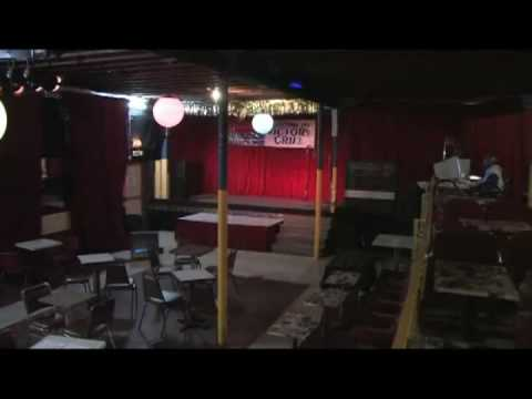 Austin Tourism : Austin Tourism: Historical Victory Grill Live Music Room: Part 1