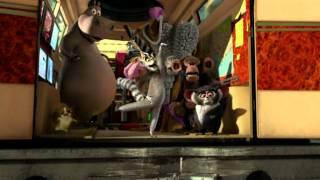 Madagaskar 3 - český trailer