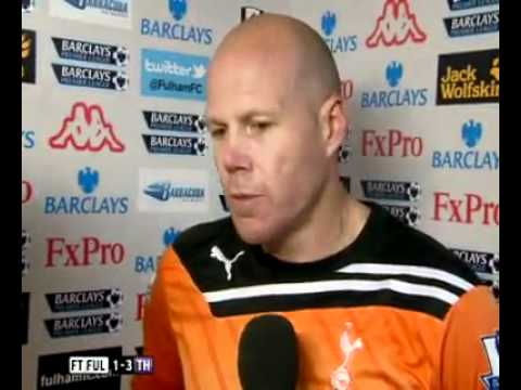 Brad Friedel on Tottenham's 3.1 victory over Fulham