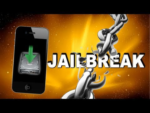Jailbreak iOS 6.1.2/6.0/5.1.1/5.1 untethered Sn0wBreeze iPhone 4 & 3Gs iPod Touch 4th & 3rd Gen