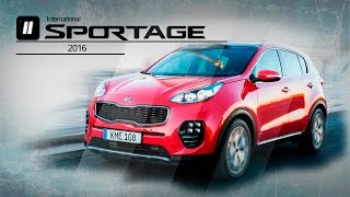 2hp: the all new KIA Sportage 2016