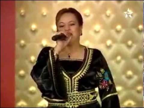 Laila Chakir 2012 - Amazigh Waka Waka video