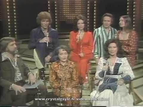 Clara Webb Butcher, Loretta Lynn, Crystal Gayle final