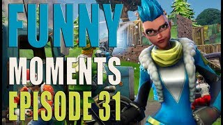 Funny And Lucky Moments - Fortnite Battle Royale - Ep.31