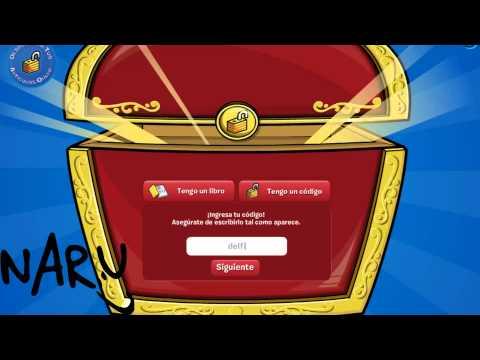 Club Penguin:Febrero 2013:Nuevos Codigos Reutilizables 1.500 Monedas! 1080p HD!