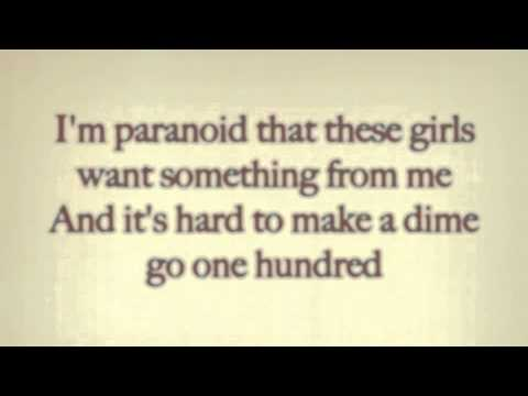 Childish Gambino-Heartbeat(Lyrics)