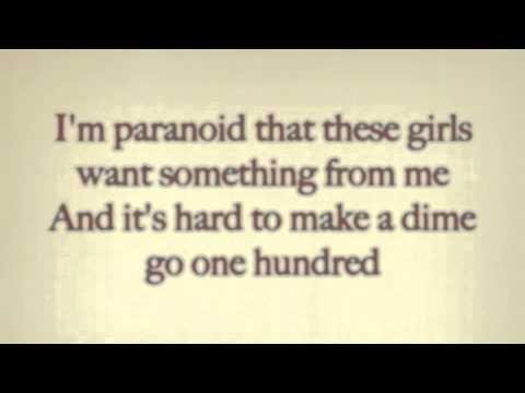 Childish Gambino-Heartbeat(Lyrics)