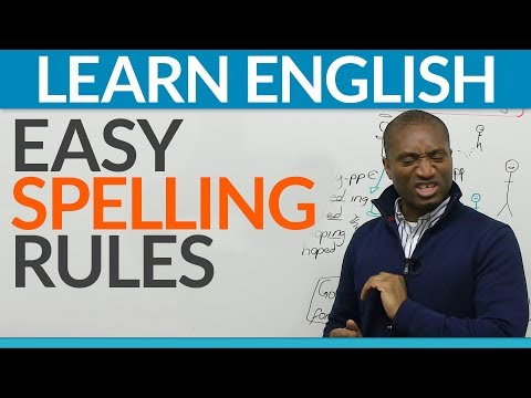 Learn English – Basic rules to improve your spelling