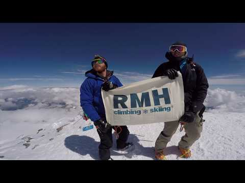 GoPro: On The Top Of Mt. Elbrus 5642 / June 1, 2016 | Russian Mountain Holidays