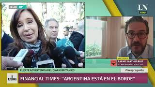 Cómo ve Wall Street la crisis argentina