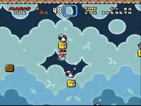 Super Challenge World - 11 - swimmin' in the leaves