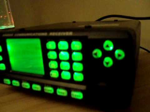 www.RadioScannerAntenna.com //  JAPAN AOR AR8600MK2 WIDE BAND  RADIO SCANNER - HAM RADIO  - AR8600