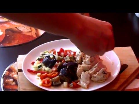 Как приготовить ужин для похудения