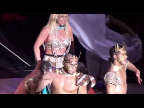 The Circus Starring Britney Spears Dvd [part 7] Me Against The Music video