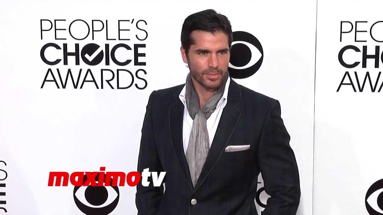 Eduardo verastegui people s choice awards 2014 red carpet arrivals