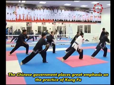 Part 9: Benefits of Kung Fu - Kuwait Sports Channel Martial Arts Special w/ Sifu Khader Deng