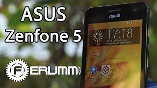 ASUS ZenFone 5 обзор. Все подробности про отличный бюджетный смартфон ASUS ZenFone 5 от FERUMM.COM