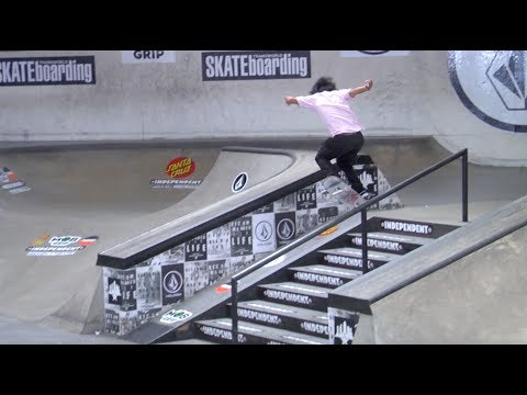 Damn Am Costa Mesa 2017 - Daisuke Ikeda Winning Run