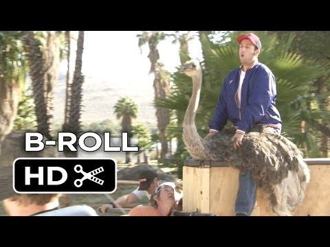 Blended B-ROLL 2 (2014) - Adam Sandler, Terry Crews Movie HD