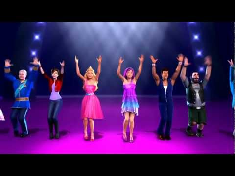 Barbie a Princesa e a Pop Star - Dia Perfeito
