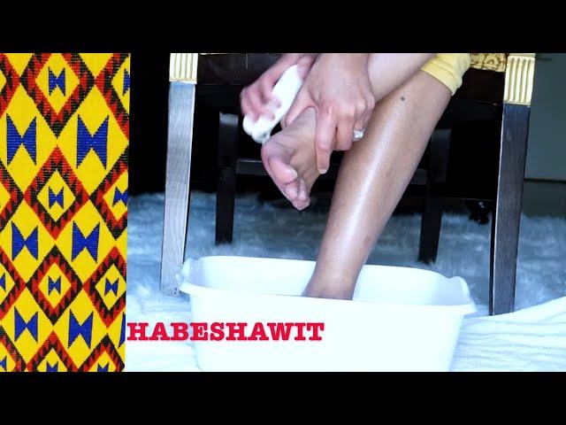 Foot spa at Home