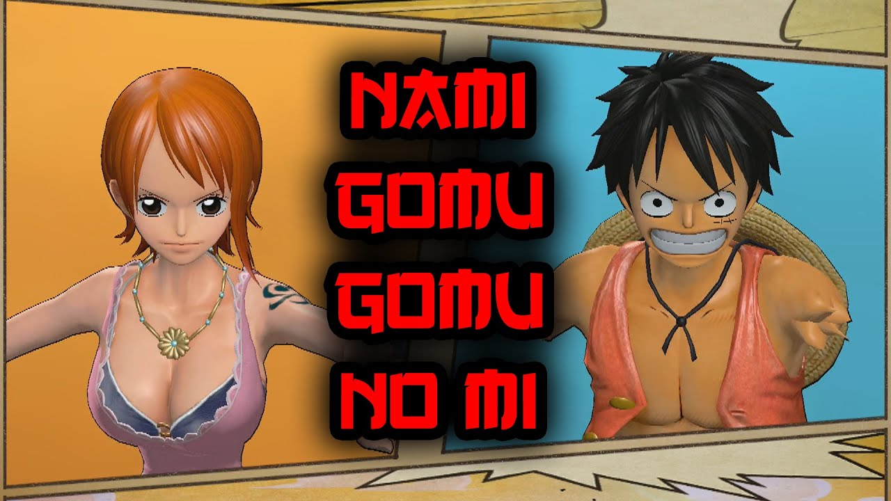 One piece pirate warriors nude mod erotic photo