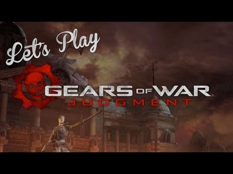 Let's Play: Gears of War Judgment - Free For All