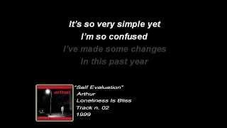Watch Arthur Self Evaluation video