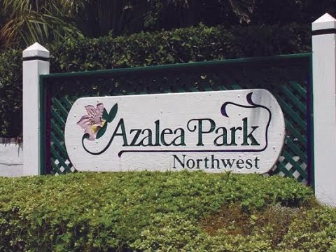 Azalea Park, Bradenton FL Neighborhood Video