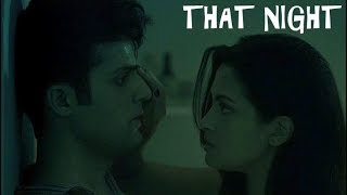 That Night Official Trailer ft. Riya Sen | The Short Cuts | Halloween Special
