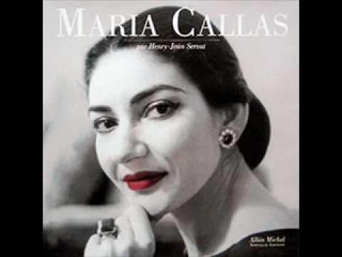 Maria Callas - summertime_ Music Videos