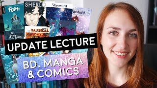 UPDATE LECTURE   BD, Comics & Manga 📚