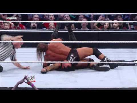 WWE Wrestlemania 27 - The Undertaker vs Triple H Highlights...
