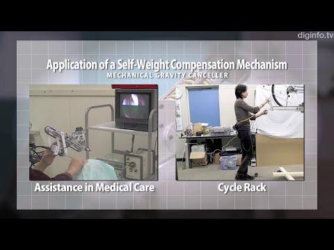 Efficient robotic components developed using fundamental mechanism research #DigInfo